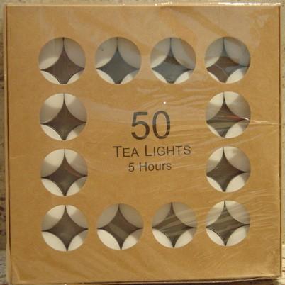 P_850 5 Hour Tea Light