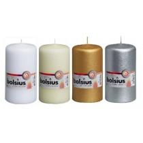 Bolsius - Euro Classic Pillar Candle 13cm x 7cm