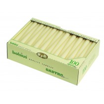 Bolsius - Classic Taper Candles - Box 100