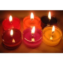 Bolsius - European Quality 4 Hour Scented Tea Lights - Pack of 6