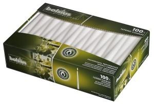 Bolsius - Classic Taper Candles - Box 100