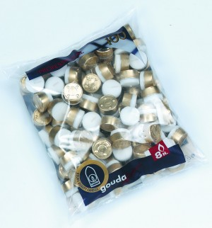 T_855 - Bag 100 Dutch Tea Lights