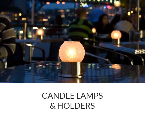 Shop Candle Lamps & Holders